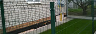 Забор сетка 3D евроограждения установка  под ключ в Минске.