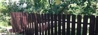 Забор из металлопрофиля цена минск под ключ
