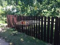 Забор сварные с ковкой под ключ